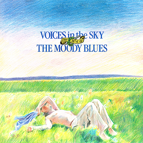 The Moody Blues - Voices In The Sky (The Best Of The Moody Blues) [Threshold 820 155-1] (21 November 1984)