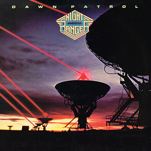 Night Ranger - Dawn Patrol [Boardwalk NB-33259-1] (1 November 1982)