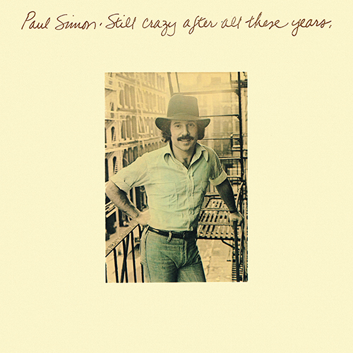 Paul Simon - Still Crazy After All These Years [Columbia Records PC 33540] (25 October 1975)