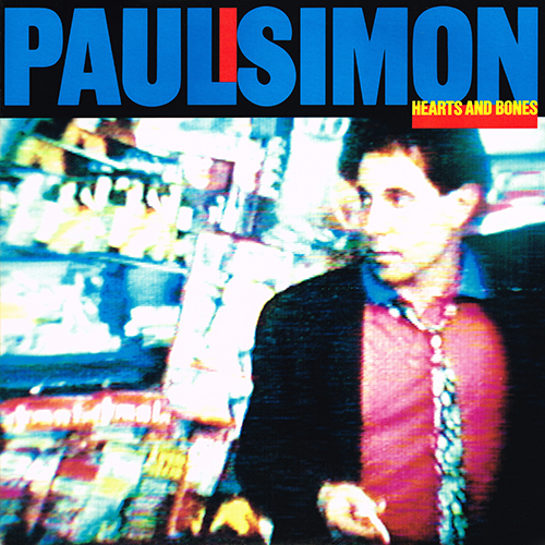 Paul Simon - Hearts And Bones [Warner Bros 1-23942] (4 November 1983)