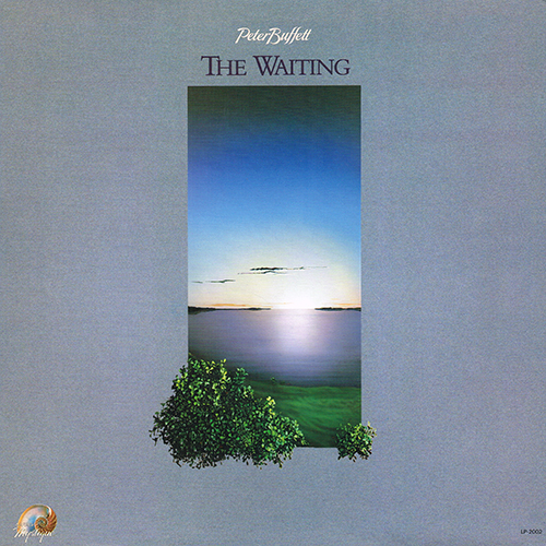 Peter Buffet - The Waiting [Narada Mystique LP-2002] (1987)