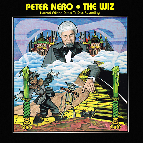 Peter Nero - The Wiz [Crystal Clear Records CCS 6001] (1977)