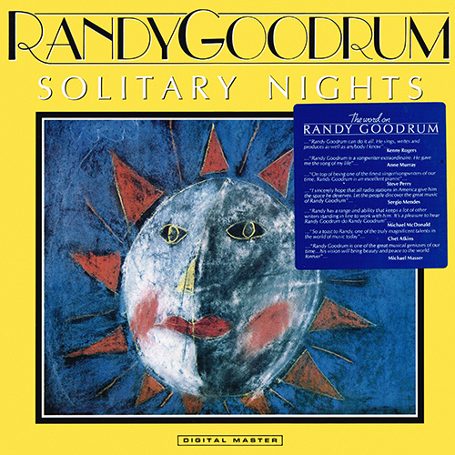 Randy Goodrum - Solitary Nights [GRP Records GRP-A-1019] (1985)