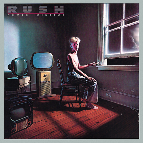 Rush - Power Windows [Mercury 422 826 098-1 M-1] (14 October 1985)