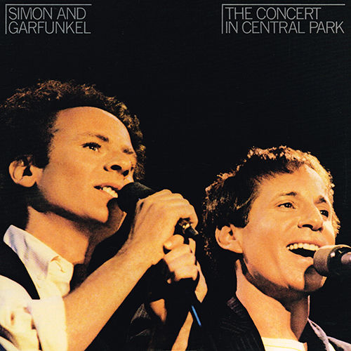 Simon And Garfunkel - The Concert In Central Park [Warner Bros. Records 2BSK 3654] (1982)