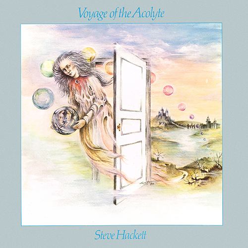 Steve Hackett - Voyage of the Acolyte [Charisma CAS-1111] (October 1975)