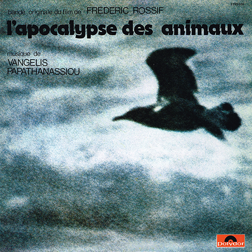 Vangelis Papathanassiou - L'Apocalypse Des Animaux [Polydor Records 2393 058] (1973)