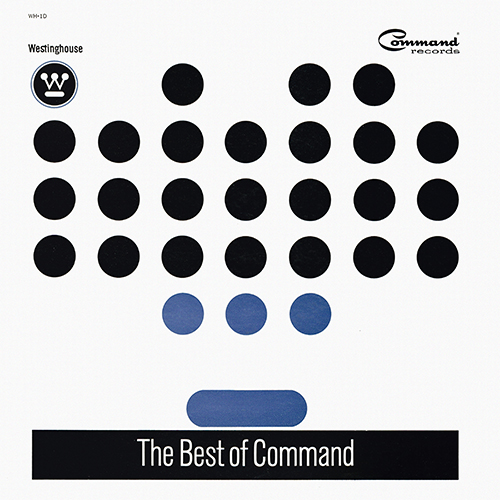 Various Artists - The Best Of Command [Command Records WH-1D] (1963)