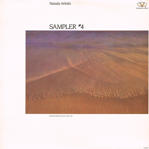 Narada Artists - Sampler #4 [Narada Lotus N-61025] (1989)