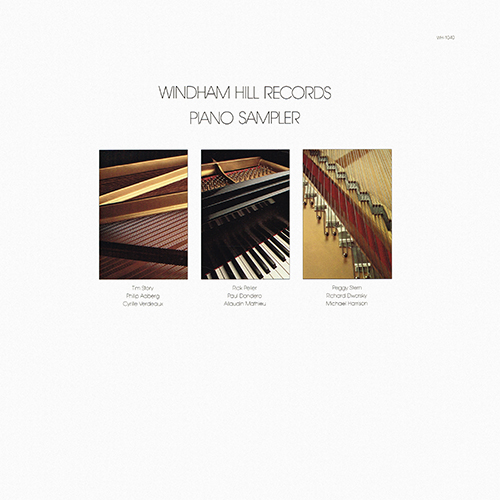 Various Artists - Windham Hill Records Piano Sampler [Windham Hill WH-1040] (1985)
