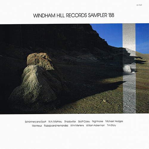 Various Artists - Sampler '88 [Windham Hill Records WH-1065] (1988)
