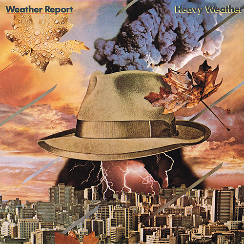 Weather Report - Heavy Weather [Columbia PC 34418] (March 1977)