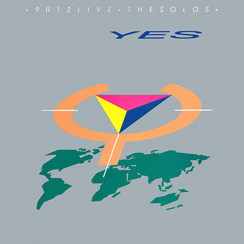 Yes - 9012Live [ATCO Records A1 90474] (1985)
