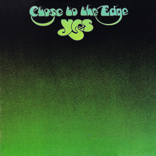 Yes - Close To The Edge [Atlantic Records SD 7244] (13 September 1972)