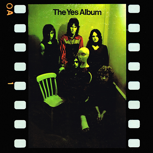 Yes - The Yes Album [Atlantic Records SD 8283] (19 February 1971)