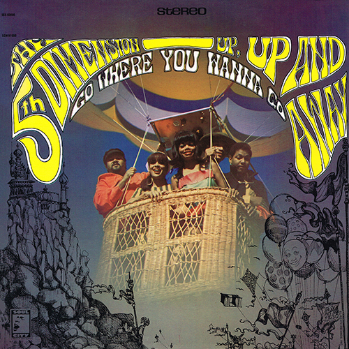 The 5th Dimension - Up, Up And Away [Soul City Records SCS-92000] (May 1967)