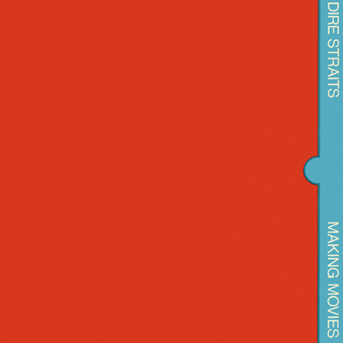 Dire Straits - Making Movies [Warner Bros Records BSK 3480] (17 October 1980)