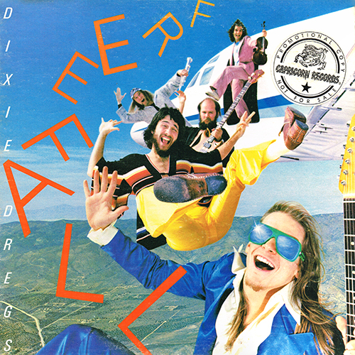 Dixie Dregs - Free Fall [Capricorn Records CP-0189] (27 May 1977)