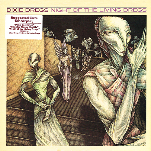 Dixie Dregs - Night Of The Living Dregs [Capricorn Records CPN-0216] (March 1979)