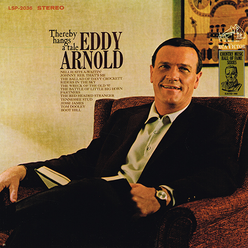 Eddy Arnold - Thereby Hangs A Tale [RCA Victor LSP-2036] (1959)