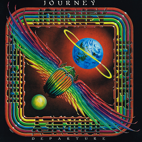 Journey - Departure [Columbia Records FC 36339] (29 February 1980)
