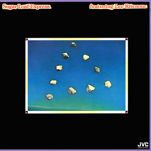 Sugar Loaf Express Featuring Lee Ritenour - Sugar Loaf Express Featuring Lee Ritenour [JVC Records VIDC-2] (6 October 1977)