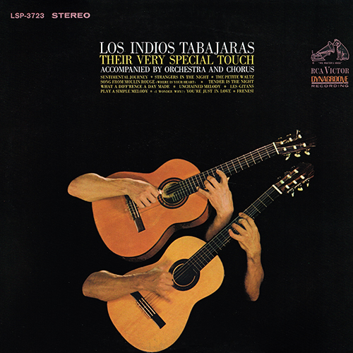 Los Indios Tabajaras - Their Very Special Touch [RCA Records LSP 3723] (1967)
