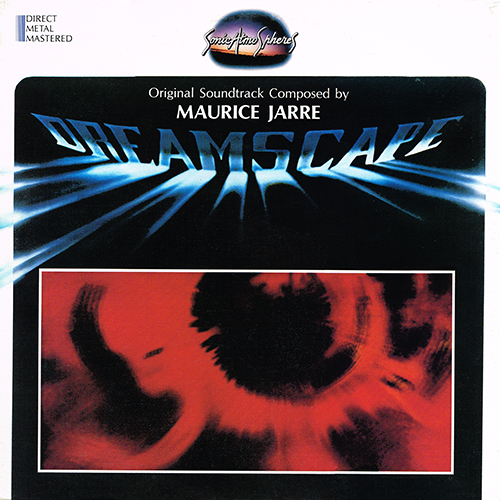 Maurice Jarre - Dreamscape [Sonic Atmospheres SA102] (1984)
