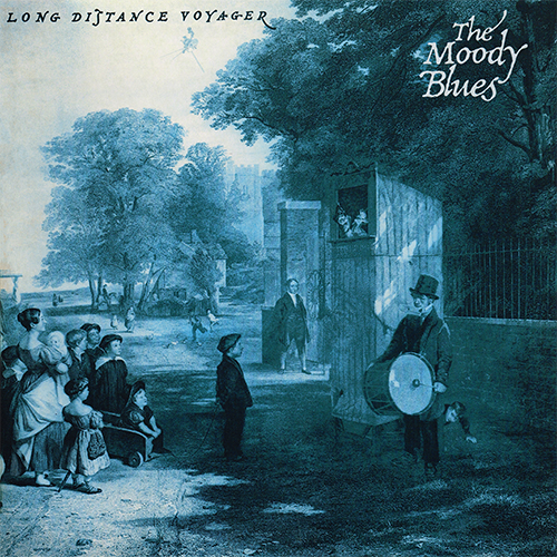 The Moody Blues - Long Distance Voyager [Threshold Records TRL-1-2901] (15 May 1981)