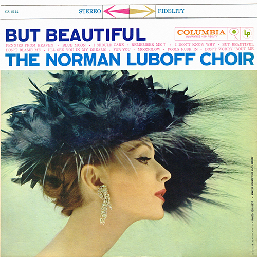 The Norman Luboff Choir - But Beautiful [Columbia Records CS 8114] (1959)