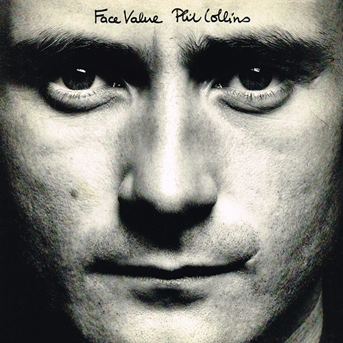 Phil Collins - Face Value [Atlantic Records SD-16029] (13 February 1981)