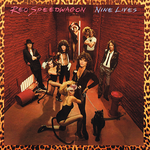 REO Speedwagon - Nne Lives [Epic Records FE 35988] (20 July 1979)