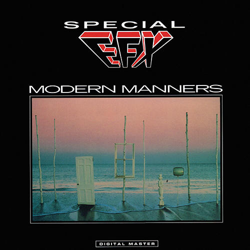 Special EFX - Modern Manners [GRP Records GRP-A-1014] (1985)