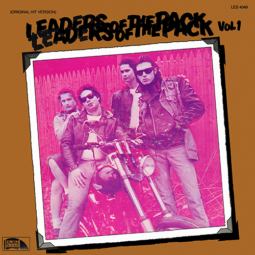 Various Artists - Leaders Of The Pack Vol. 1 [Laurie Records LES 4049] (1983)